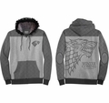 Game of Thrones hoodie Winter Is Coming mens grey pre-order