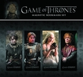 Game Of Thrones Magnetic Book Mark Set 2 pre-order