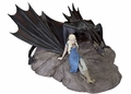 Game Of Thrones Statuette Daenerys & Drogon pre-order