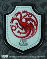 Game Of Thrones Targaryen House Crest Wall Plaque pre-order