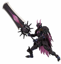 Gao Series Male Swordsman action figure model Monster Hunter