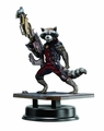 Gaurdians Of The Galaxy 7-Inch Rocket Raccoon Red Suit Variant Ahv pre-order