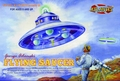 George Adamski Flying Saucer Model Kit pre-order