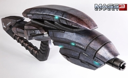 Geth Pulse Rifle full scale replica Mass Effect 3 pre-order