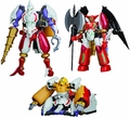 Getter Robo Dynamic Change Shin Getter Robo Figure pre-order