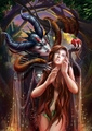 Gft Dark One Age Of Darkness C Cover Mondero comic book pre-order