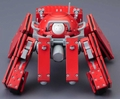 Ghost In The Shell Arise Logicoma Plastic Model Kit pre-order