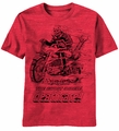 Ghost Rider Dead Rider t-shirt men Red Heather pre-order
