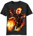 Ghost Rider Fire Freak t-shirt men Black pre-order