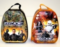 GI Joe storage tin Set of 2 : backpack shape