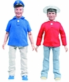 Gilligans Island Retro 12-Inch Action Figure Asst pre-order
