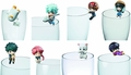 Gintama Ochatomo Series Freedom Teahouse 8-Piece Display pre-order