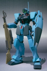 GM Sniper II MS Gundam 0080 Robot Spirits action figure