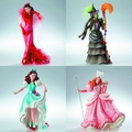 Gone With The Wind & Wiz Of Oz Couture De Force Figure Prepack pre-order