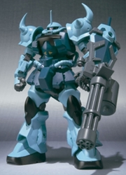 Gouf Custom Gundam 08th MS Team Robot Spirits action figure