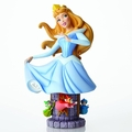 Grand Jester Aurora With 3 Fairies Mini-Bust pre-order