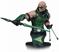 Green Arrow bust DC Super Heroes Jim Lee pre-order