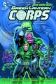 Green Lantern Corps Tp Vol 03 Willpower pre-order
