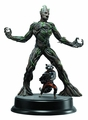 Guardians Of The Galaxy Groot With Rocket 1/9 Model Kit pre-order