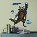 Guardians Of The Galaxy Raccoon Giant Wall Decal pre-order