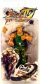 Guile Action Figure Street Fighter IV *box wear*