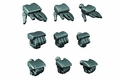 Gundam Hgbc Jigen Build Knuckles 1/144 Model Kit Accessory pre-order