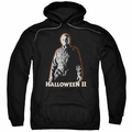 Halloween II pull-over hoodie Michael Myers adult black