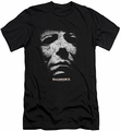 Halloween II slim-fit t-shirt Mask mens black