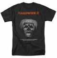 Halloween II t-shirt Pumpkin Poster mens black