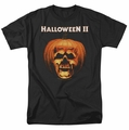 Halloween II t-shirt Pumpkin Shell mens black