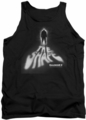 Halloween II tank top The Shape mens black