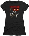 Halloween III juniors t-shirt Trick Or Treat black