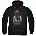 Halloween III pull-over hoodie H3 Scientist adult black