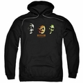 Halloween III pull-over hoodie Three Masks adult black