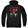 Halloween III pull-over hoodie Trick Or Treat adult black