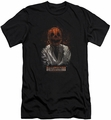 Halloween III slim-fit t-shirt H3 Scientist mens black