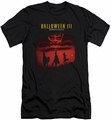 Halloween III slim-fit t-shirt Season Of The Witch mens black