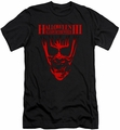 Halloween III slim-fit t-shirt Title mens black