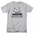 Halloween III t-shirt Silhouette mens heather
