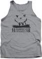 Halloween III tank top Silhouette mens heather