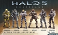 Halo 5 Guardians Series 1 Athlon Spartan Action Figure Case pre-order
