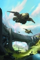 Halo Escalation #6 comic book pre-order