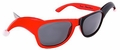 Harley Quinn SunStaches Dark Lens Sunglasses