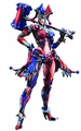 Harley Quinn Variant Play Arts Kai Action Figure pre-order