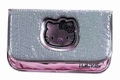 Hello Kitty Metallic Shine Flap Clutch pre-order