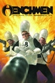 Henchmen comic book pre-order