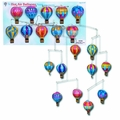Hot Air Balloon Mobile Tin Toy pre-order