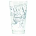 Hulk Etched Pint Glass pre-order