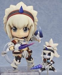 Hunter Female Kirin Edition figure Monster Hunter Nendoroid