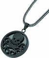Hydra Logo Pendant Necklace With 24-Inch Chain pre-order